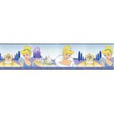 Clearance: Cinderella Wallpaper Border 41262390