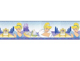 Prepasted Wallpaper Borders - Cinderella Wall Paper Border 41262390