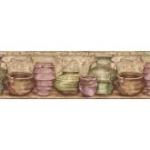 Kitchen Wallpaper Borders: Kitchen Wallpaper Border IL42005B