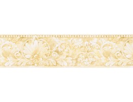Prepasted Wallpaper Borders - Vintage Wall Paper Border IL42008B
