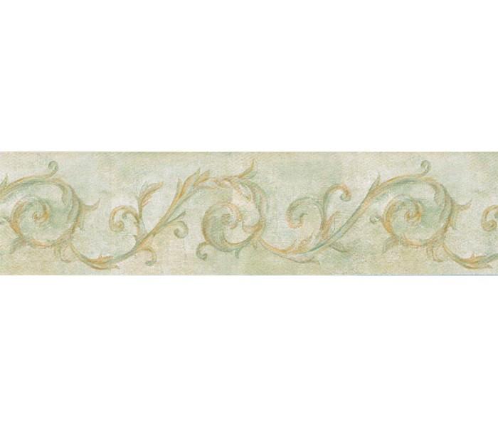 Clearance: Vintage Wallpaper Border IL42026B