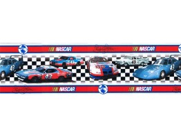 Prepasted Wallpaper Borders - Cars Wall Paper Border 43002
