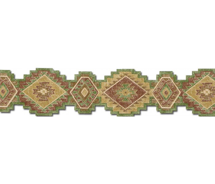 Clearance: Contemporary Wallpaper Border EL49008DB