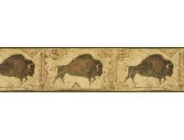 Animals Wallpaper Border EL49041B