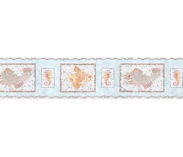 Clearance: Fish Wallpaper Border b49925