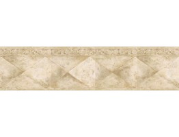 Prepasted Wallpaper Borders - Vintage Wall Paper Border FF51007B