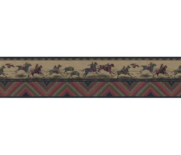 Horses Wallpaper Borders: Horses Wallpaper Border b538580