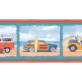 Cars Wallpaper Borders: Cars Wallpaper Border PB58003B