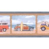 Cars Wallpaper Borders: Cars Wallpaper Border PB58004B