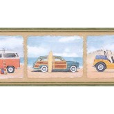 Clearance: Cars Wallpaper Border PB58006B
