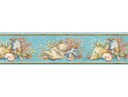 Counch Wallpaper Border PB58007B