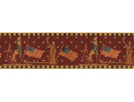 Novelty Wallpaper Border B5801050