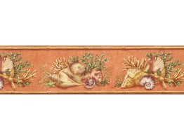 Counch Wallpaper Border PB58010B
