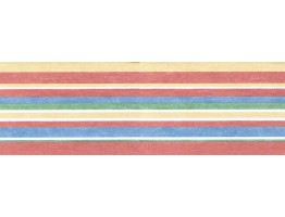 Prepasted Wallpaper Borders - Stripes Wall Paper Border PB58057B