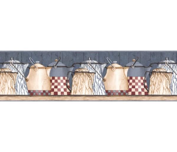 Kitchen Wallpaper Borders: Kitchen Wallpaper Border ACS59021B