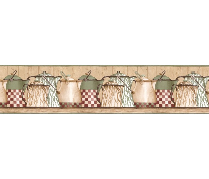 Kitchen Wallpaper Borders: Kitchen Wallpaper Border ACS59022B