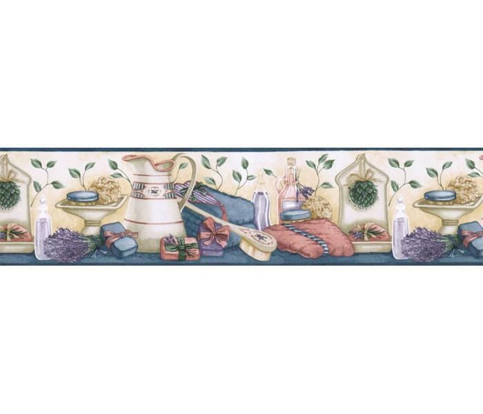 Kitchen Wallpaper Borders: Kitchen Wallpaper Border ACS59037B