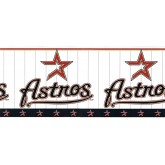 Baseball Wallpaper Borders: Astros Wallpaper Border 594322
