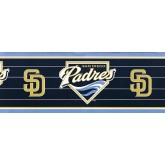 Baseball Wallpaper Borders: Padres Wallpaper Border 594328
