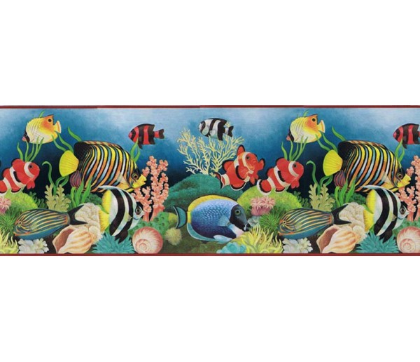 Sea World Borders Sea World Wallpaper Border 594998