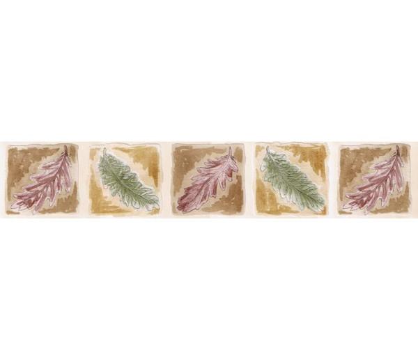Clearance: Leaf Wallpaper Border B6054