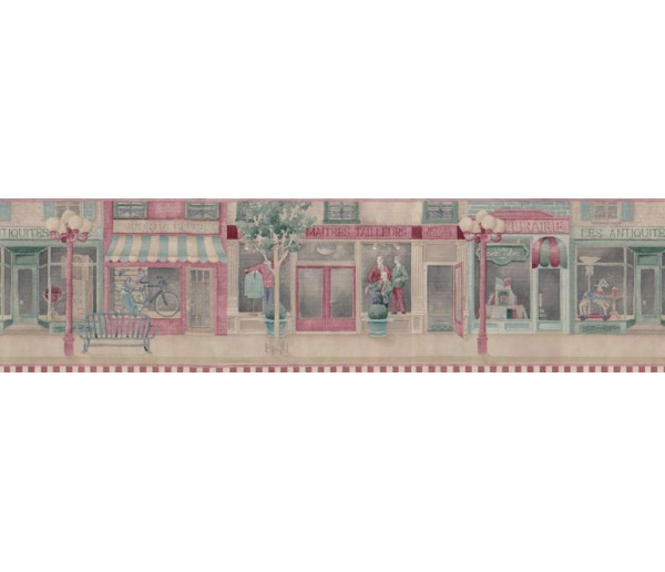 Country Wallpaper Borders: Country Wallpaper Border b61551