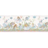 Faith and Angels Angels Wallpaper Border B6186 Foremost