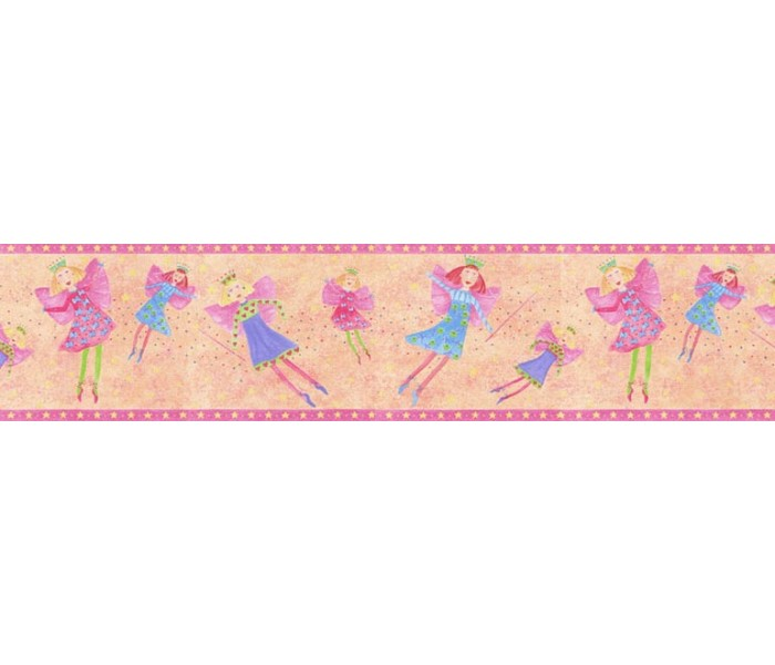 Clearance: Angels Wallpaper Border b6248ci