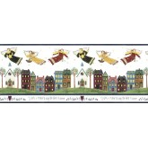 Faith and Angels Wallpaper Borders: Angels Wallpaper Border AV67181