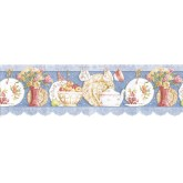 Kitchen Wallpaper Borders: Kitchen Wallpaper Border b7001dc