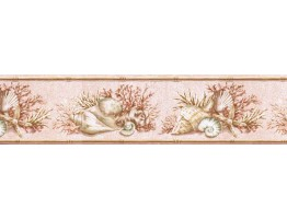 Counch Wallpaper Border BA7020B