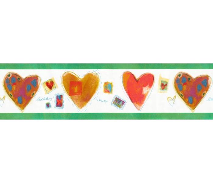 Clearance: Kids Wallpaper Border B70886