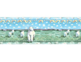 Animals Wallpaper Border B73559