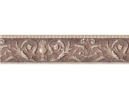 Prepasted Wallpaper Borders - Contemporary Wall Paper Border B73840