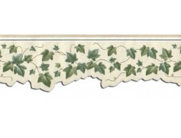 Cherry Leafs Wallpaper Border GH74106B