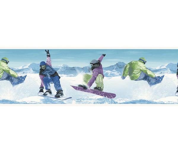 Boarding Sports Wallpaper Borders: Skate Wallpaper Border B74880