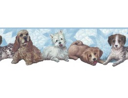 Dogs Wallpaper Border B74881