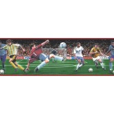 Boys Wallpaper Borders: Football Wallpaper Border B74884
