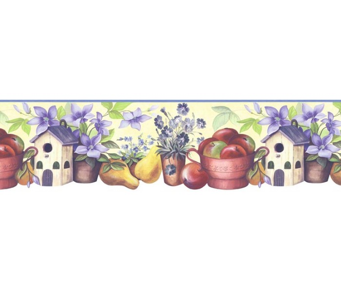 Kitchen Wallpaper Borders: Kitchen Wallpaper Border B74987