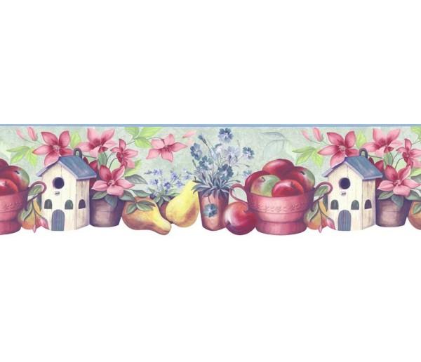 Kitchen Wallpaper Borders: Kitchen Wallpaper Border B74988