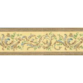 Contemporary Wall Borders: Contemporary Wallpaper Border BAR7506B