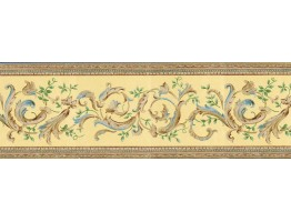 Contemporary Wallpaper Border BAR7506B