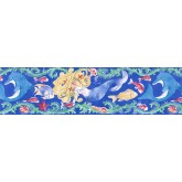 Clearance: Fishes Wallpaper Border IG75182B