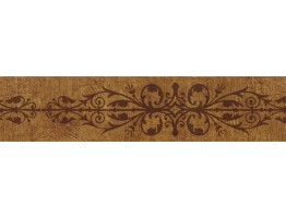 Prepasted Wallpaper Borders - Contemporary Wall Paper Border SS75493