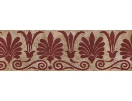 Prepasted Wallpaper Borders - Contemporary Wall Paper Border SS75494