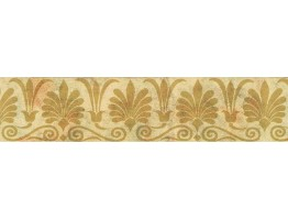 Prepasted Wallpaper Borders - Contemporary Wall Paper Border SS75496