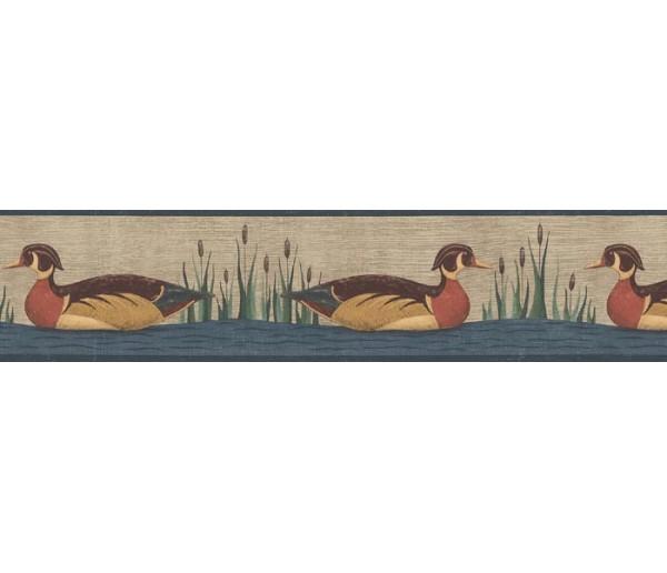 Clearance: Birds Wallpaper Border B75650