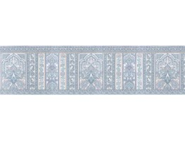 Prepasted Wallpaper Borders - Floral Wall Paper Border b75782