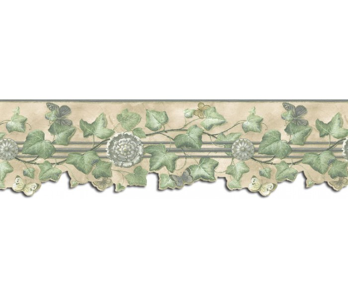 Clearance: Butterfly Wallpaper Border B75870DC