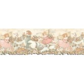 Clearance: Horses Wallpaper Border SU75905DC